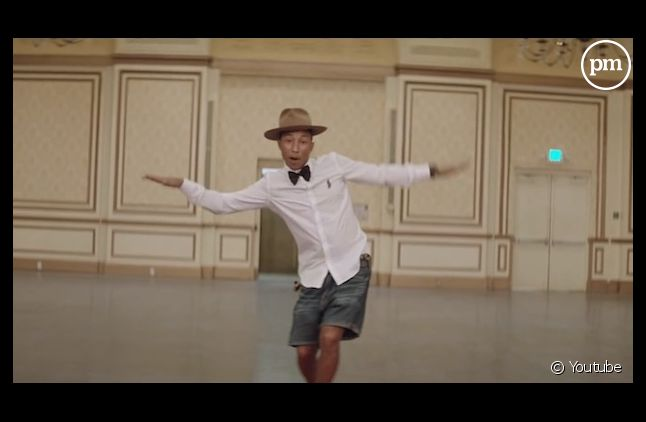 "Pharrell Williams : ""Happy"" était prévu pour Cee-Lo Green !"