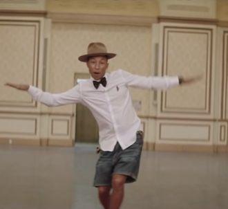 Pharrell Williams : 'Happy' était prévu pour Cee-Lo Green...