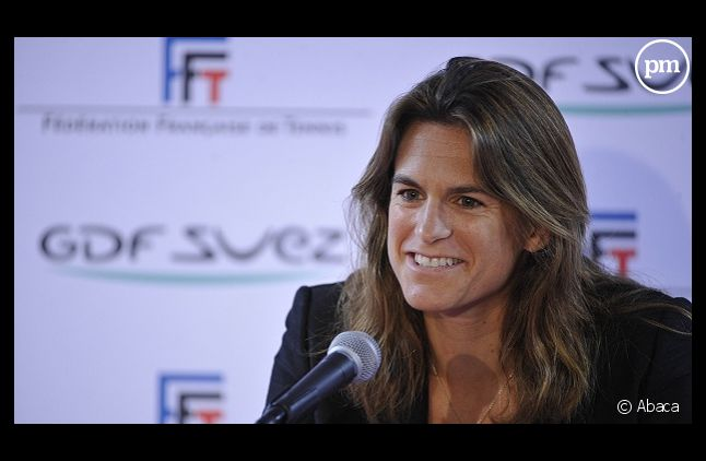 Amélie Mauresmo devient consultante de France Télévisions pour Roland-Garros