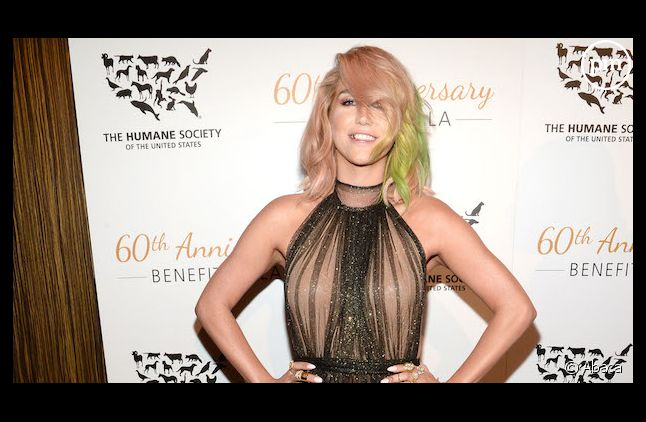 """Kesha intègre le jury de """"Rising Star"""" aux Etats-Unis"""