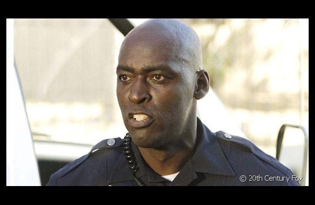 """Michael Jace dans """"The Shield"""""""