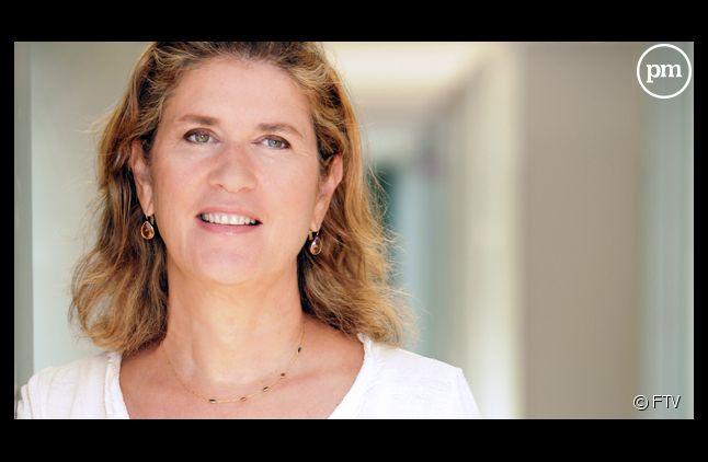 Dana Hastier, nouvelle patronne de France 3.