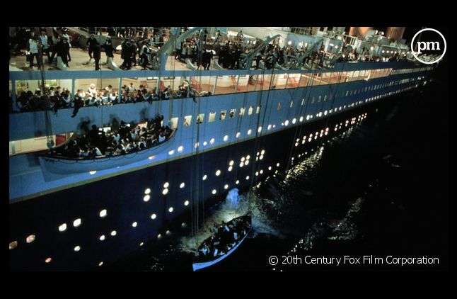 """Titanic"" est le plus gros succès du box-office France"