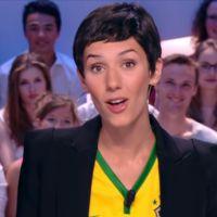 Coupe du monde 2014 : Doria Tillier imite Cristina Cordula à la météo du
