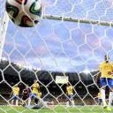 Le Brésil battu (7-1) par l'Allemagne.
