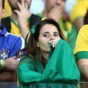Soirée noire pour le Brésil