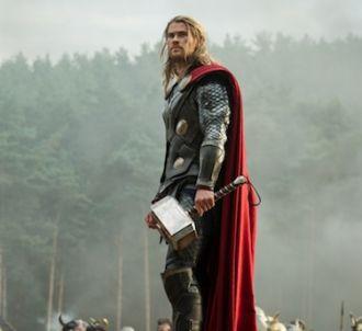 Chris Hemsworth dans 'Thor'