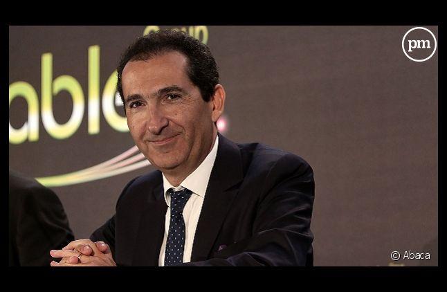 Patrick Drahi, le patron d'Altice