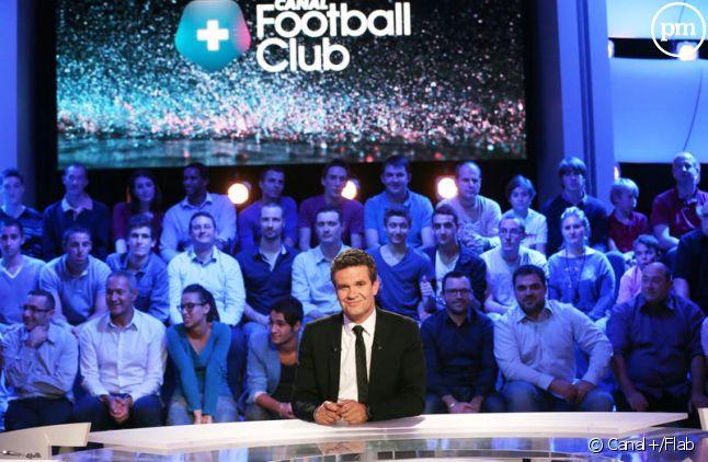 "Le ""Canal Football Club"", sur Canal+."