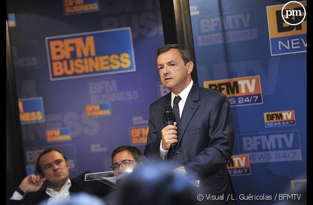 Alain Weill, le patron de Nextradio TV