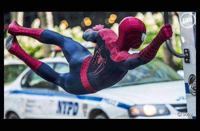 """Sony prépare un spin-off de """"Spider-Man"""" porté par une héroïne"""