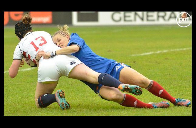 Le rugby féminin a cartonné sur France 4
