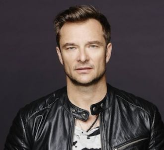 David Hallyday est en interview sur puremedias.com