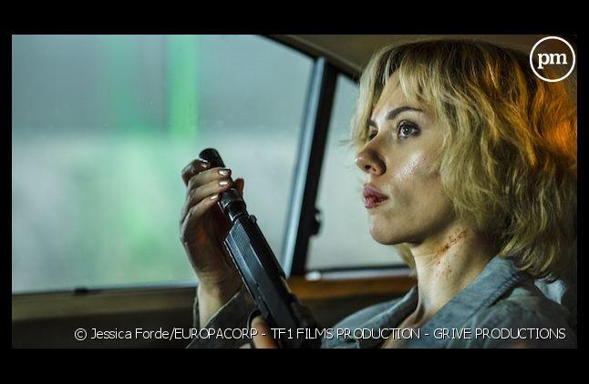 """""""Lucy"""" reste en tête du box-office"""