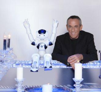 Jean-Mi le robot va co-animer 'Salut les Terriens !'