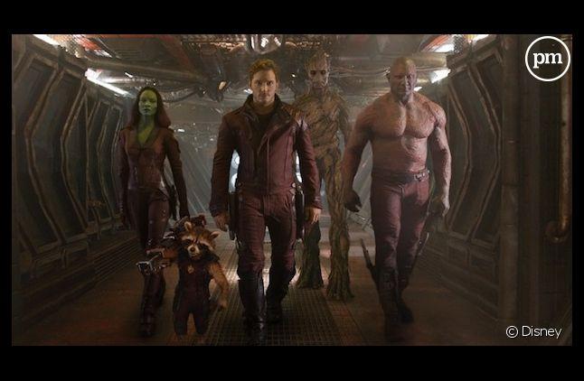 """""""Les Gardiens de la Galaxie"""" toujours en tête du box-office américain"""