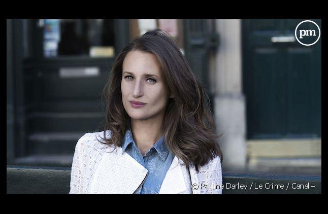Camille Cottin va faire des infidélités à Canal+. Mais quelle Connasse !