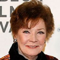 L'actrice Polly Bergen (