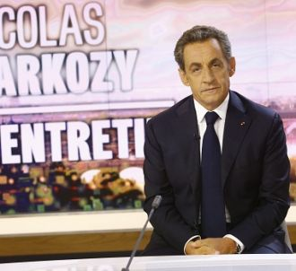 Nicolas Sarkozy dans le 20H de France 2 dimanche soir