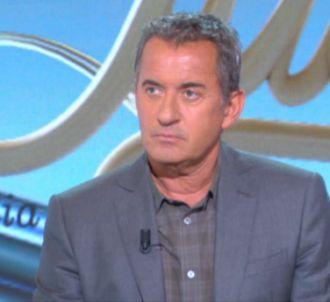 Christophe Dechavanne prêt à quitter TF1 si son nouveau...