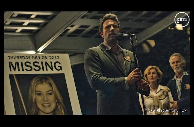 """""""Gone Girl"""" démarre en tête du box-office US"""