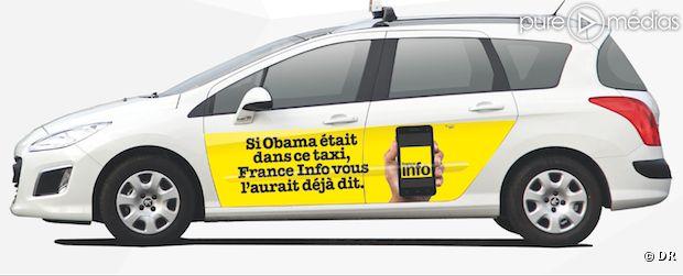 Campagne de rentrée 2014 de France Info