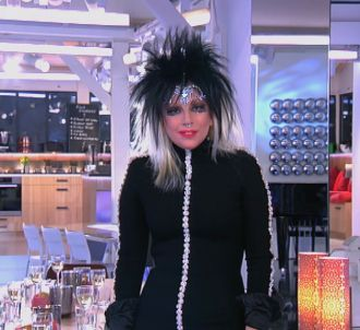 Lady Gaga dans 'C à vous'.