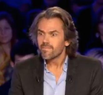 La boulette d'Aymeric Caron face à Patrick Sabatier.