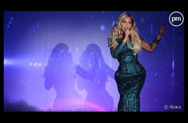 Beyoncé, chanteuse la mieux payée en 2014