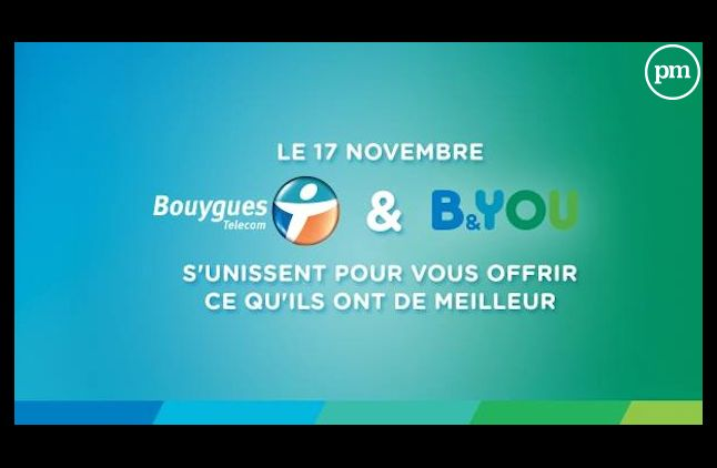 Bouygues Telecom abandonne B&You