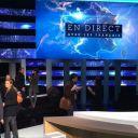 """Le plateau d'""""En direct avec les Français"""""""