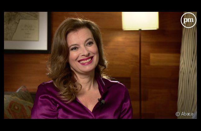 Valérie Trierweiler évoque les rentrées financières de son livre