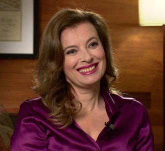 Valérie Trierweiler évoque les rentrées financières de...
