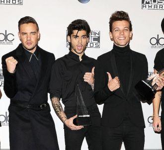 One Direction en tête du Top Albums britannique avec 'FOUR'
