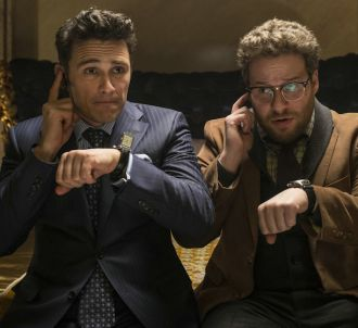 <p>James Franco et Seth Rogen dans 'L'Interview qui tue...