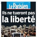 """Une du """"Parisien"""""""