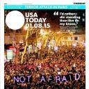 """Une de """"USA Today"""""""