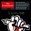 """Une de """"The Economist"""""""