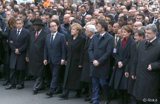 Paris, le 11 janvier 2015.