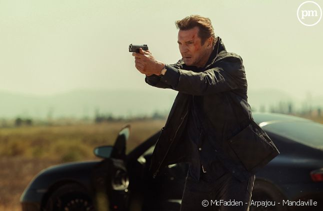 """Liam Neeson en tête du box-office américain avec """"Taken 3"""""""
