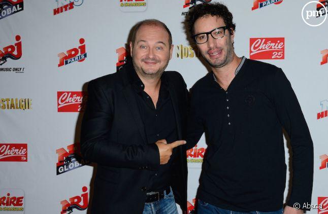 Manu Lévy et Cauet, le duo gagnant de NRJ