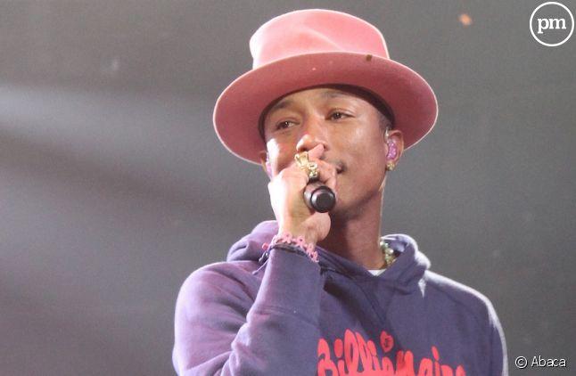 """Happy"" de Pharrell Williams est le single plus vendu en 2014"