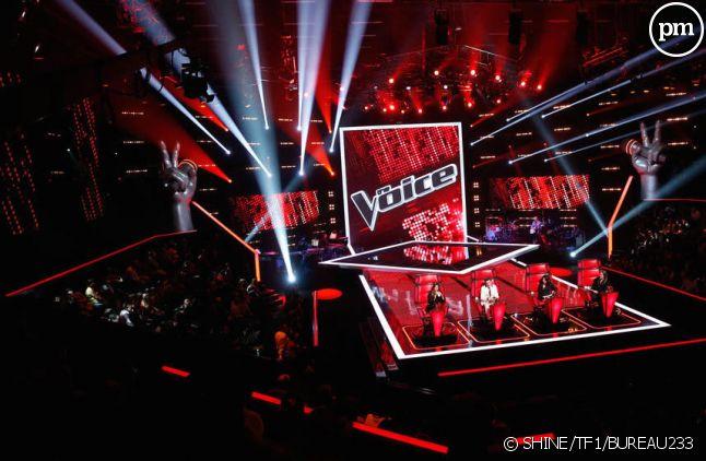 """Quelle audience pour """"The Voice, la plus belle voix"""" ?"""