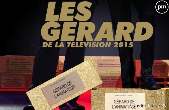 <span>Palmarès des Gérard 2015</span>