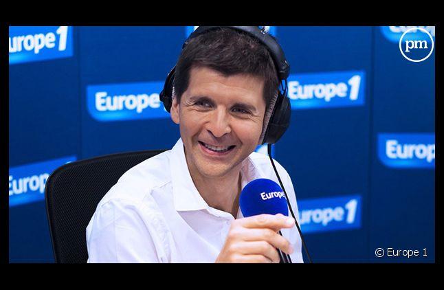 Thomas Sotto, Europe 1.
