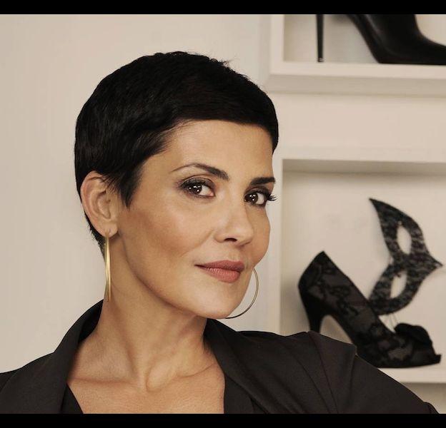 """Cristina Cordula, """"dynamique"""" et """"dans l'air du temps""""."""