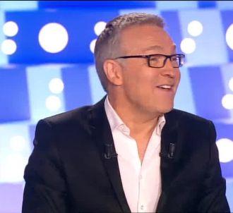 Laurent Ruquier ironise sur son accrochage avec Valérie...