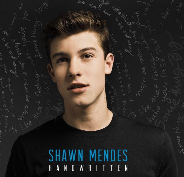 """1. Shawn Mendes - """"Handwritten"""""""