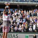 Stan Wawrinka, vainqueur de Roland-Garros 2015