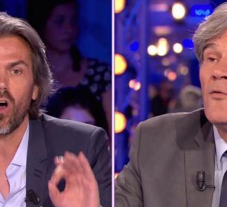 Stéphane Le Foll secoué sur le plateau d''On n'est pas...
